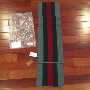 🎁Authentic Gucci scarf